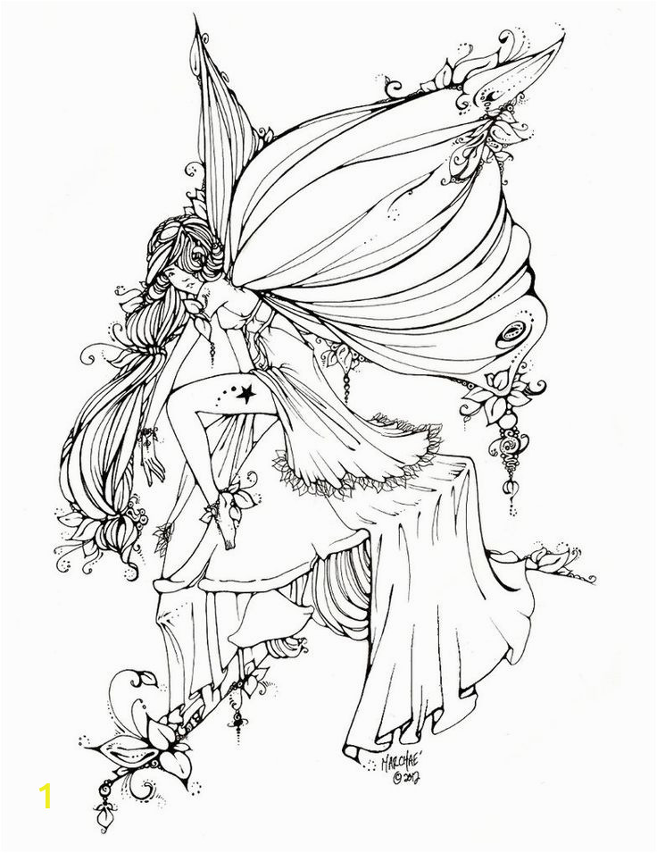 sketches of fairies and pixies sketch templates