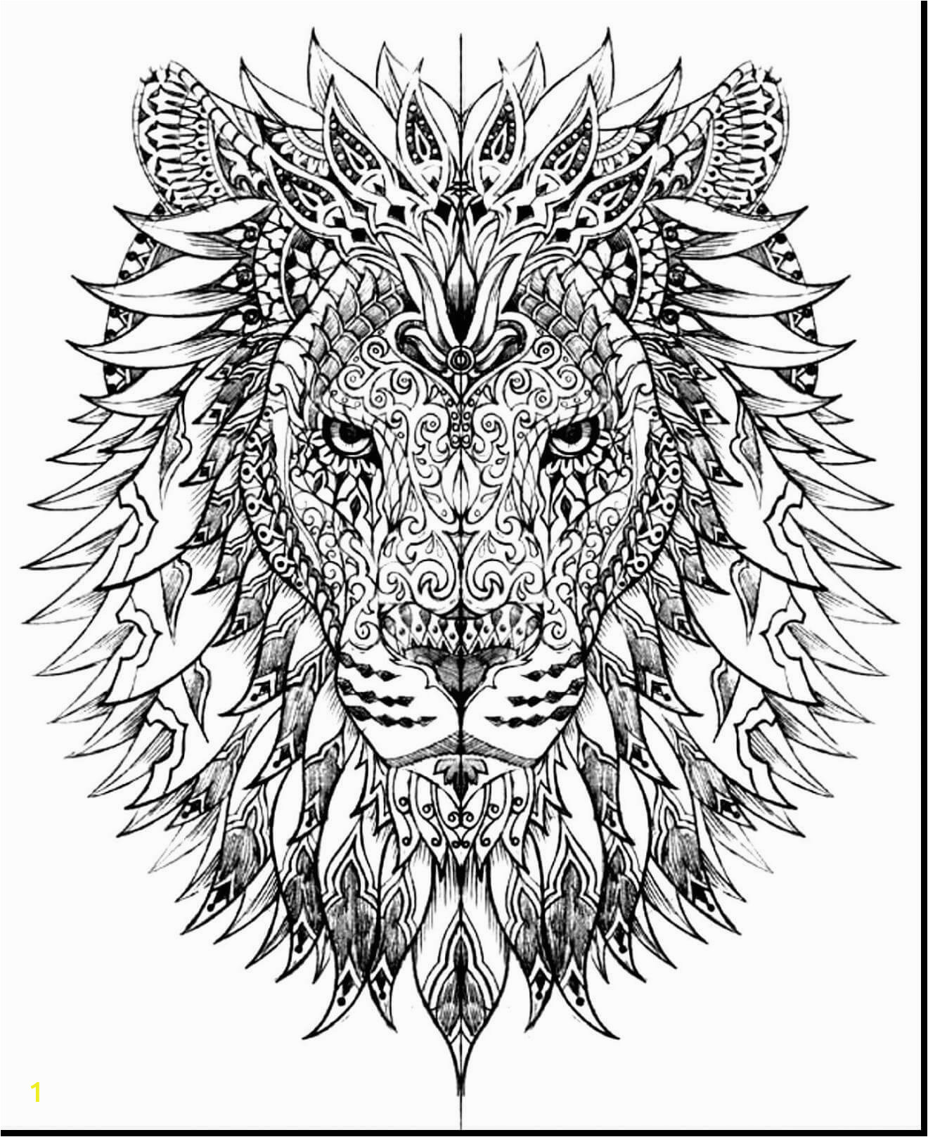 hard coloring pages 24