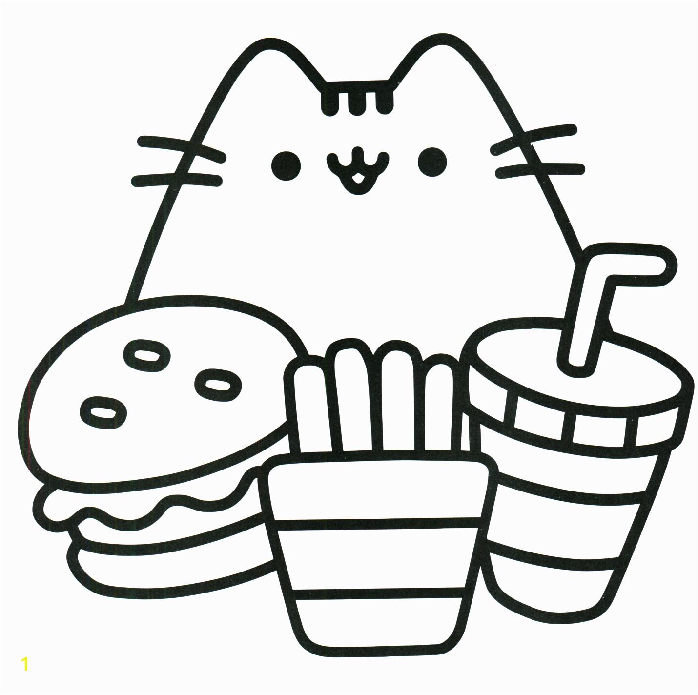 kawaii food drawing