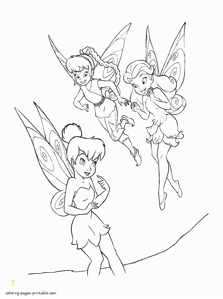 fairy coloring pages 53