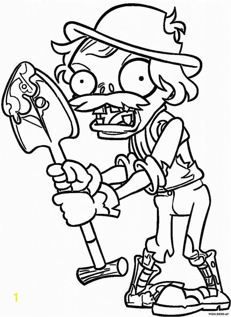 crazy dave plants vs zombies garden warfare 2 coloring pages sketch templates