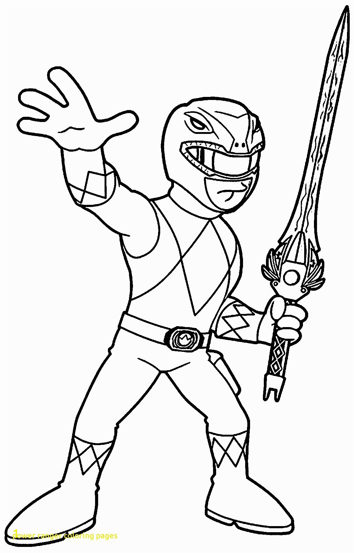 power rangers dino charge coloring pages