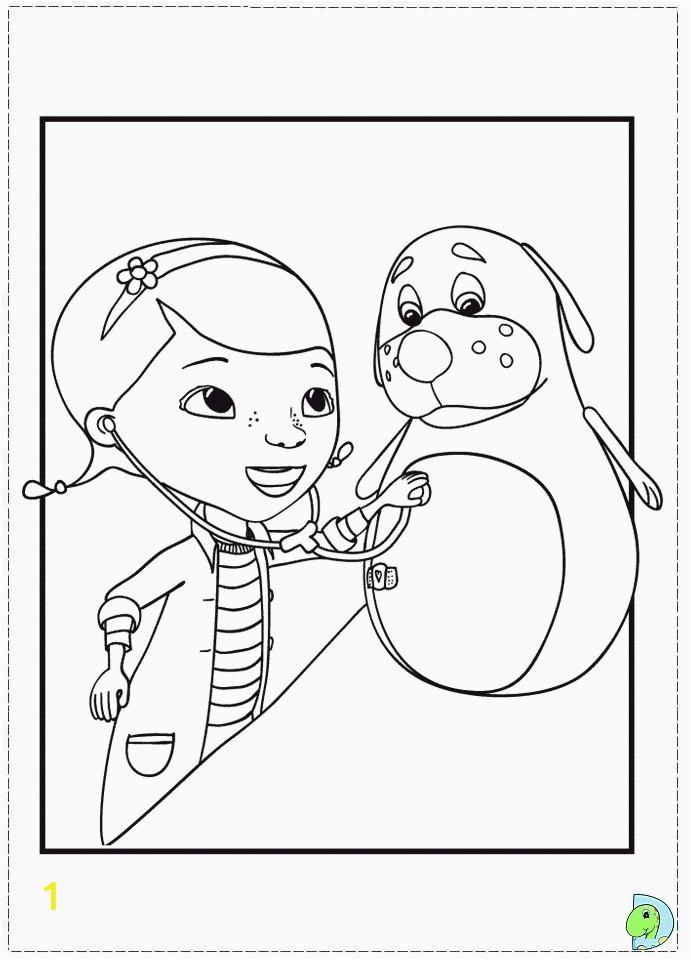 disney junior doc mcstuffins coloring pages