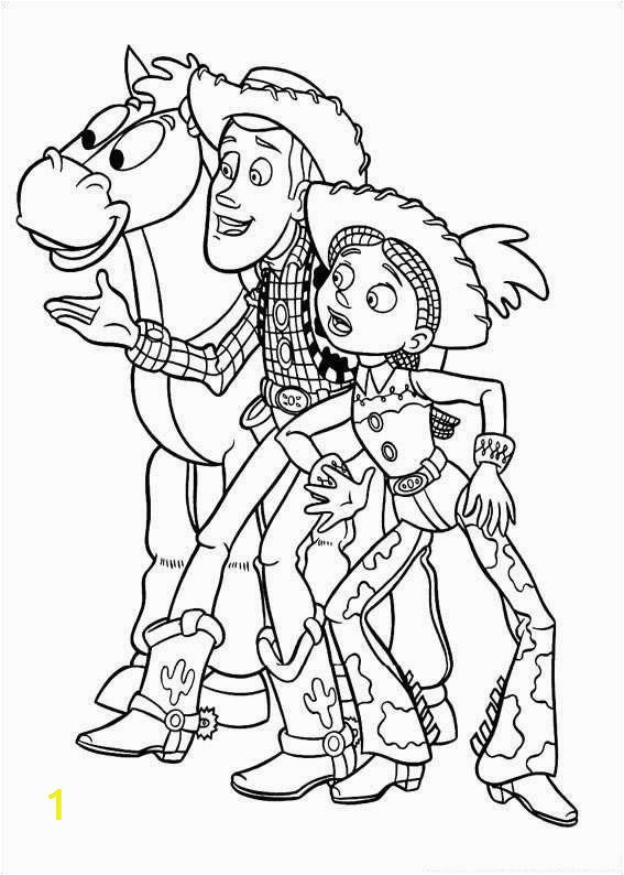 coloring pages toy story 3