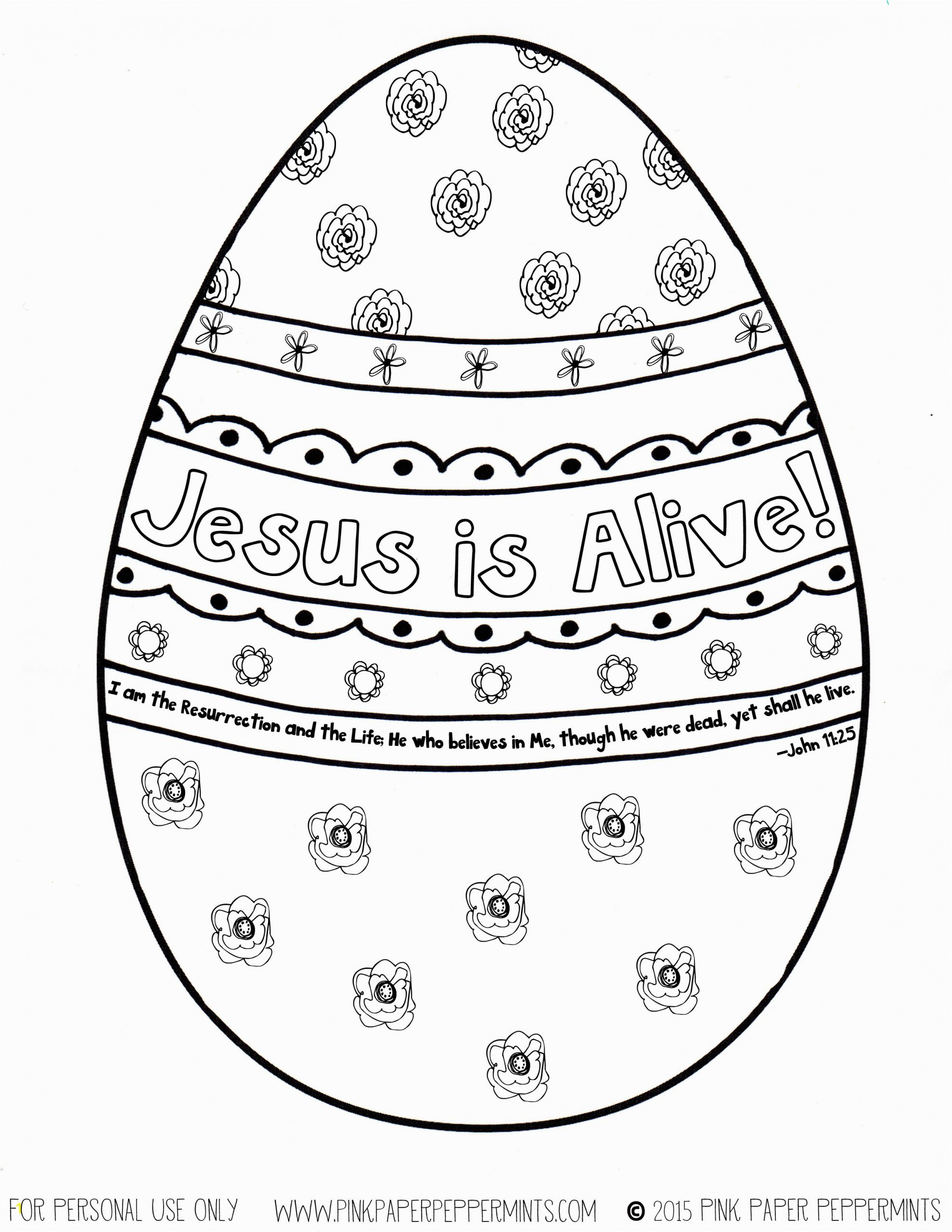Easter Coloring Pages Jesus is Alive Quilty Mcquilterkin Pink Paper Peppermints
