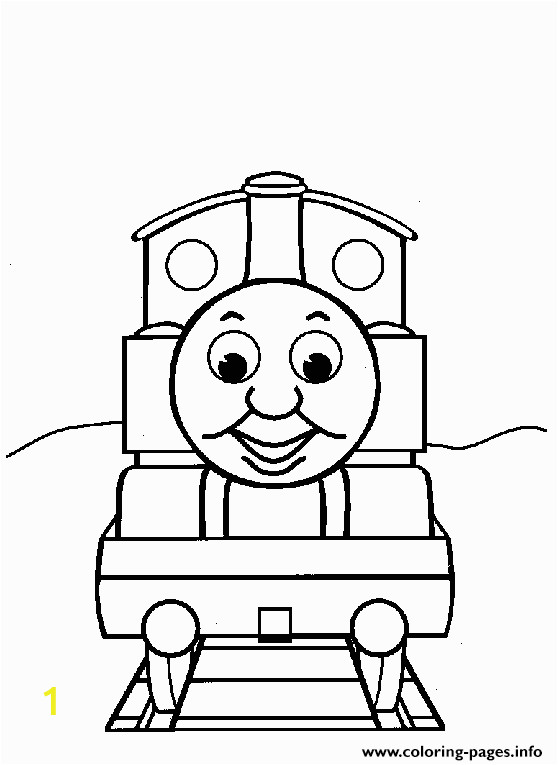 easy thomas the train sc4bc printable coloring pages book 7859