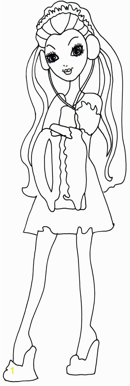 raven queen ting fairest coloring m=1