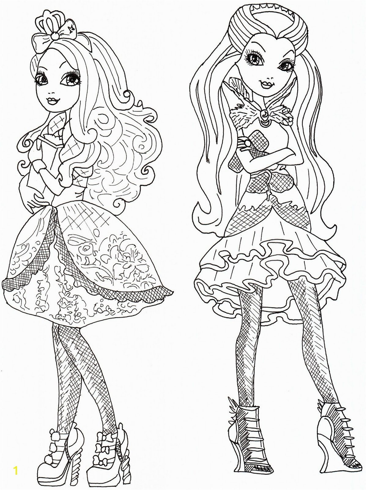 apple white and raven queen free