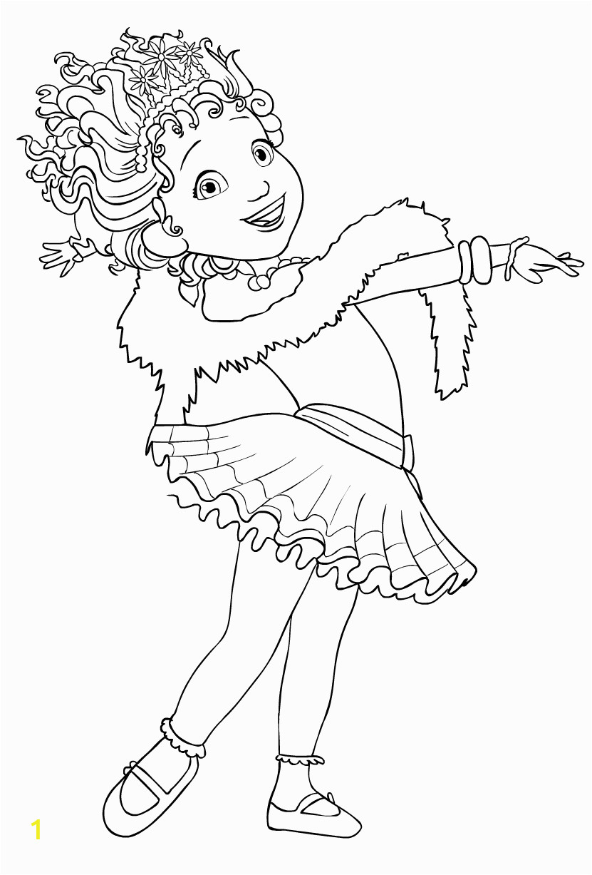fancy nancy coloring pages printable sketch templates