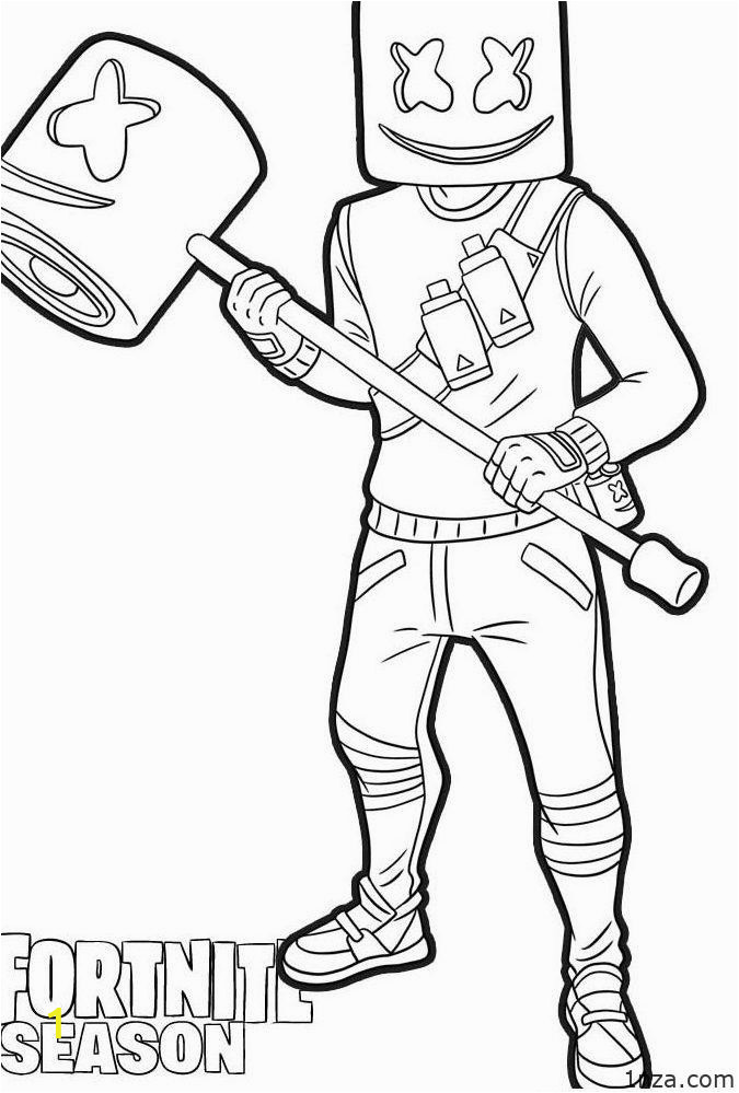 Fortnite Coloring Pages Chapter 2 Season 2 fortnite Coloring Pages – Free Printable Coloring Pages