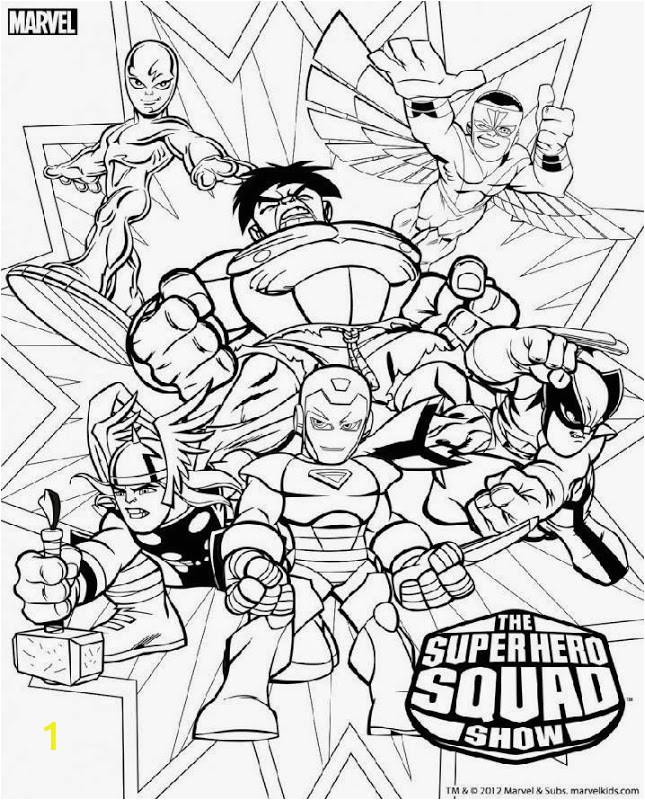 marvel superhero coloring sheets