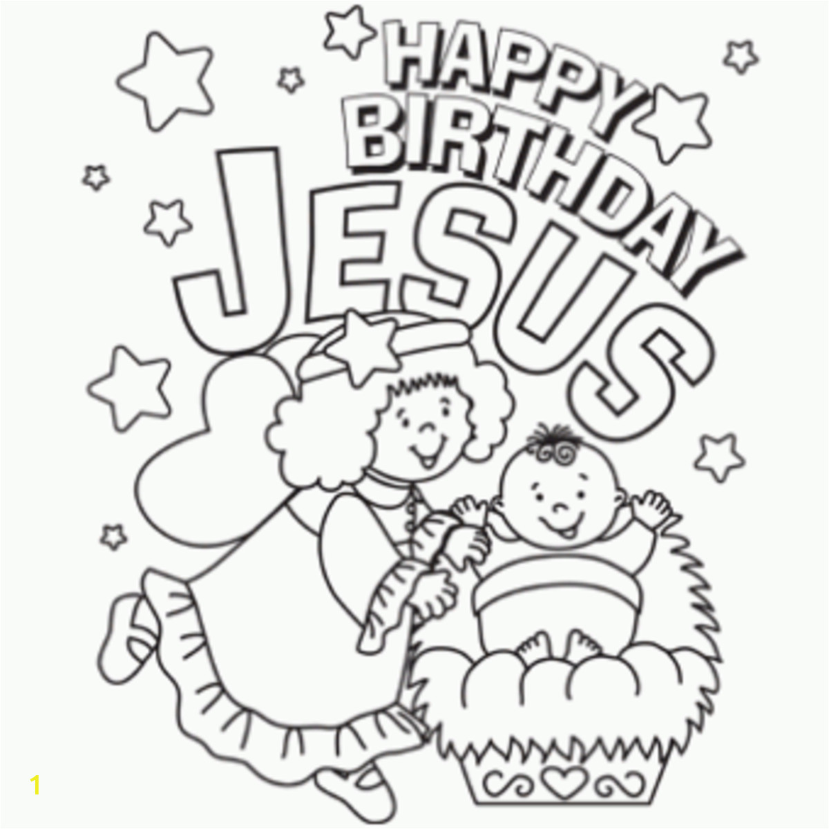happybirthdayjesuschristmasclipart