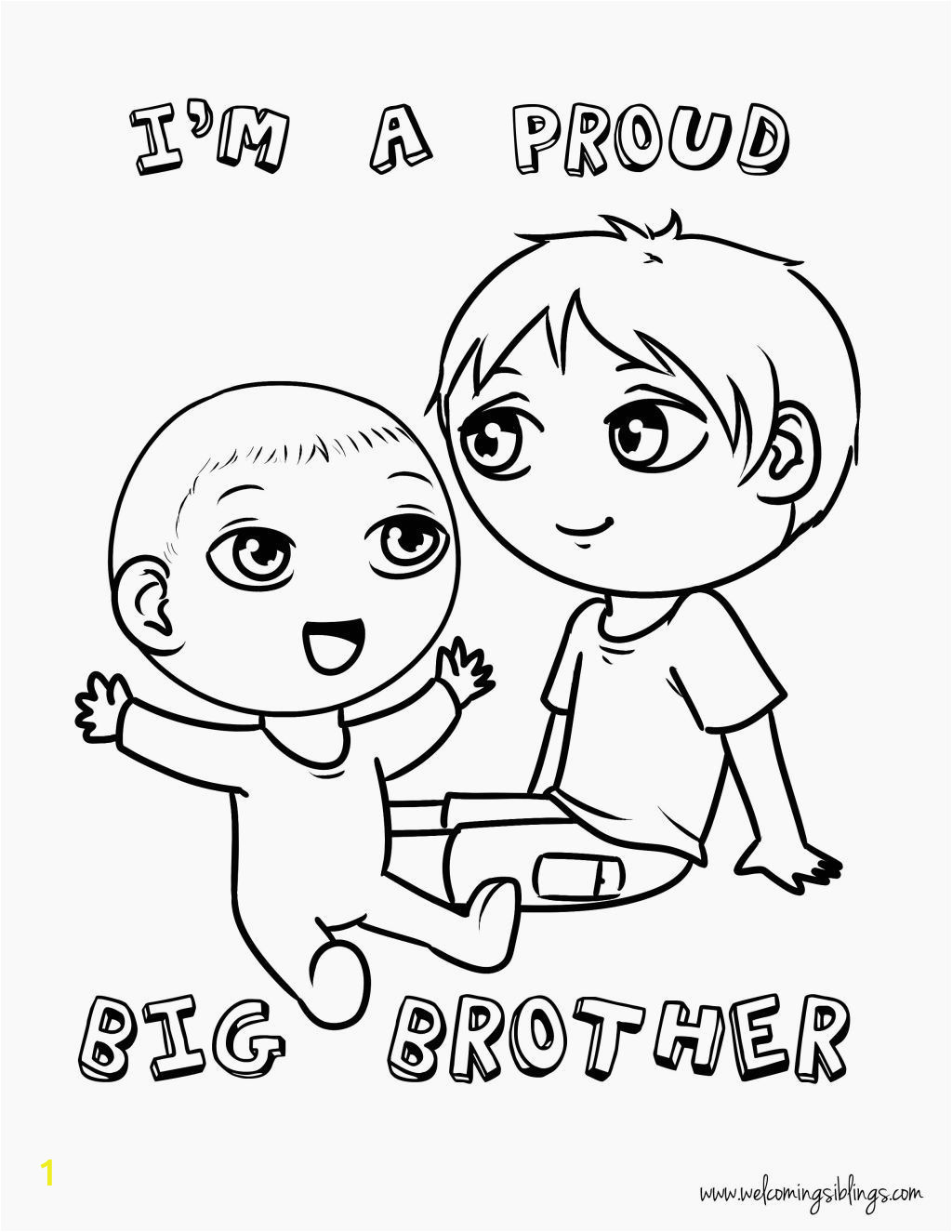 Free Printable Big Sister Coloring Pages Big Sister Coloring Page Coloring Home