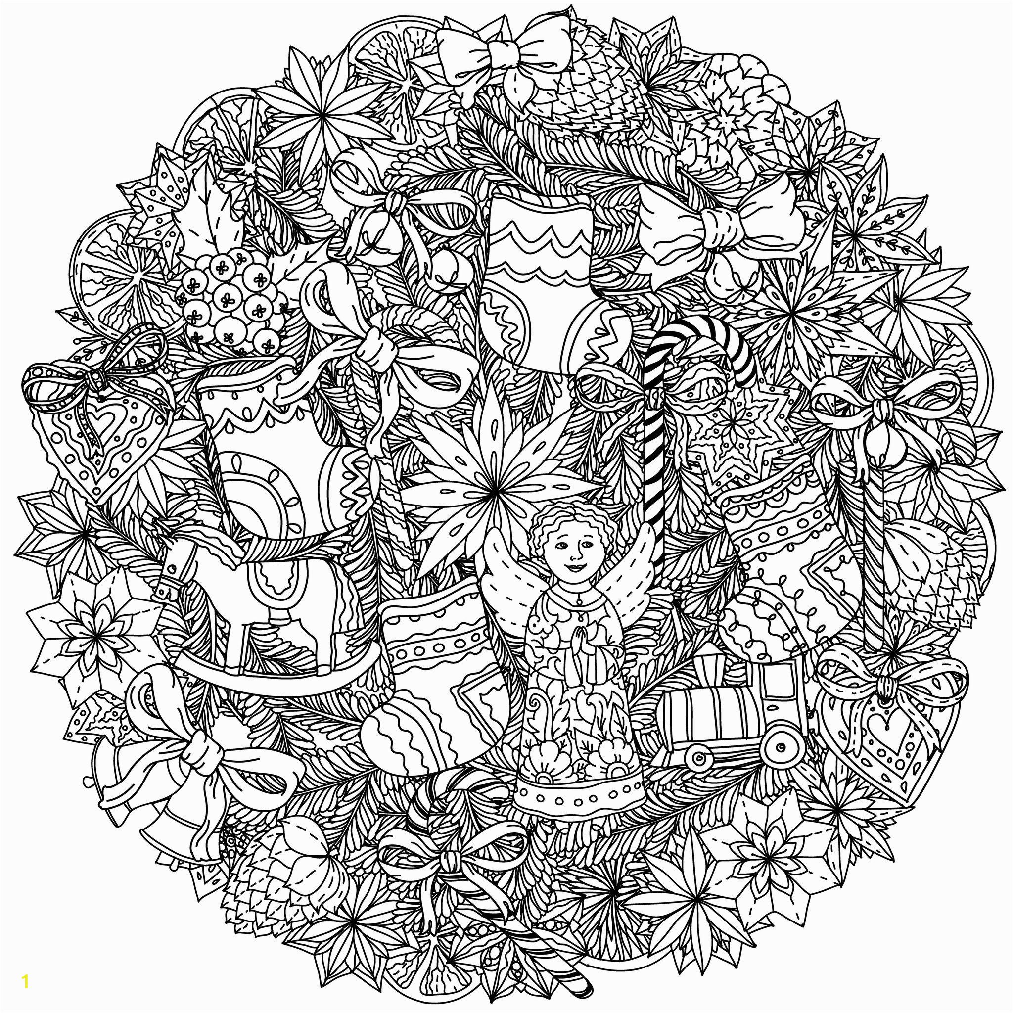 image=events christmas coloring adult christmas mandala by mashabr 1