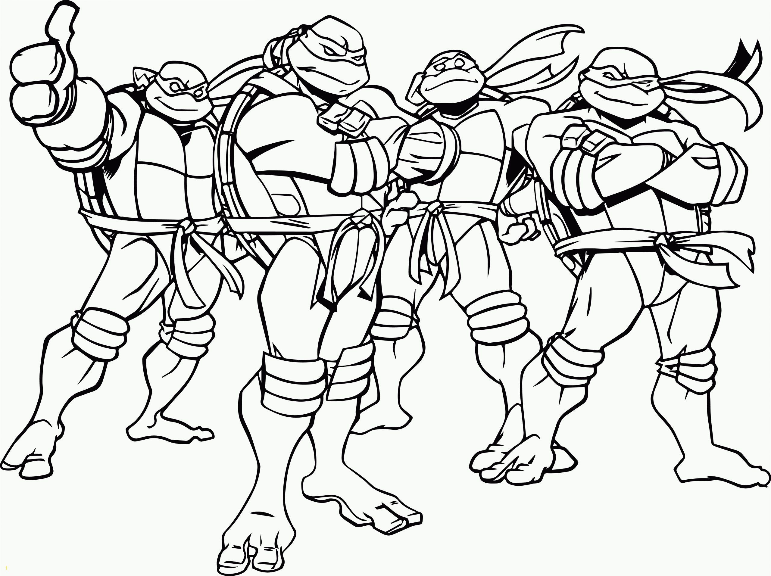 Free Printable Coloring Pages Of Ninja Turtles Best Free Printable Ninja Turtle Coloring Pages