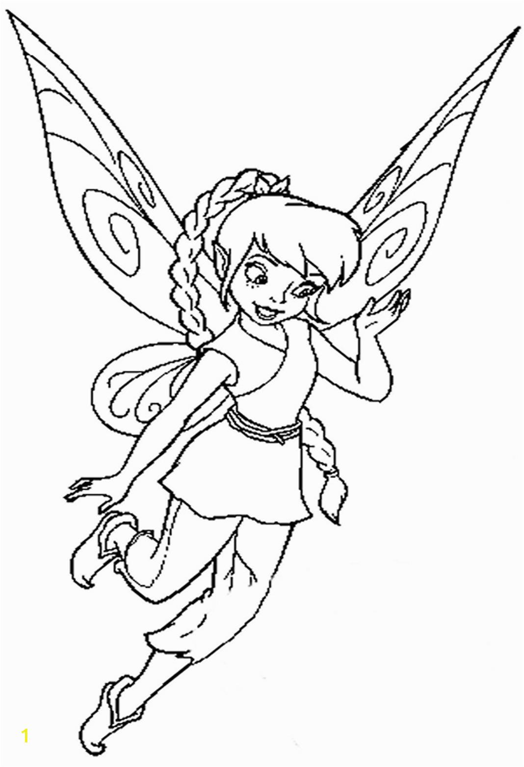 free printable disney fairies fawn