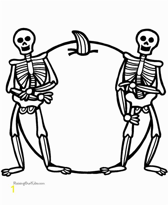 004 free skeleton page
