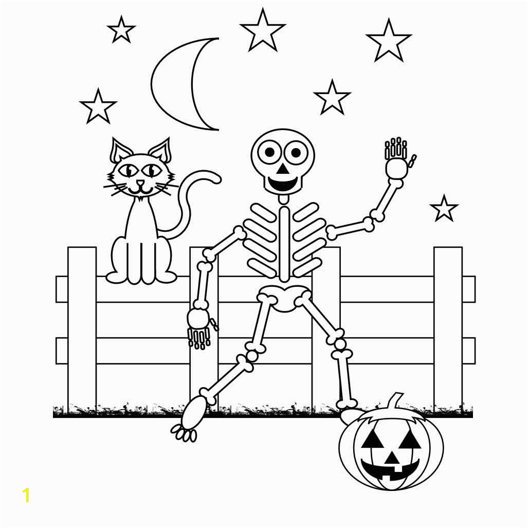 halloween skeleton coloring pages free printable halloween skeleton colouring sheet to print free