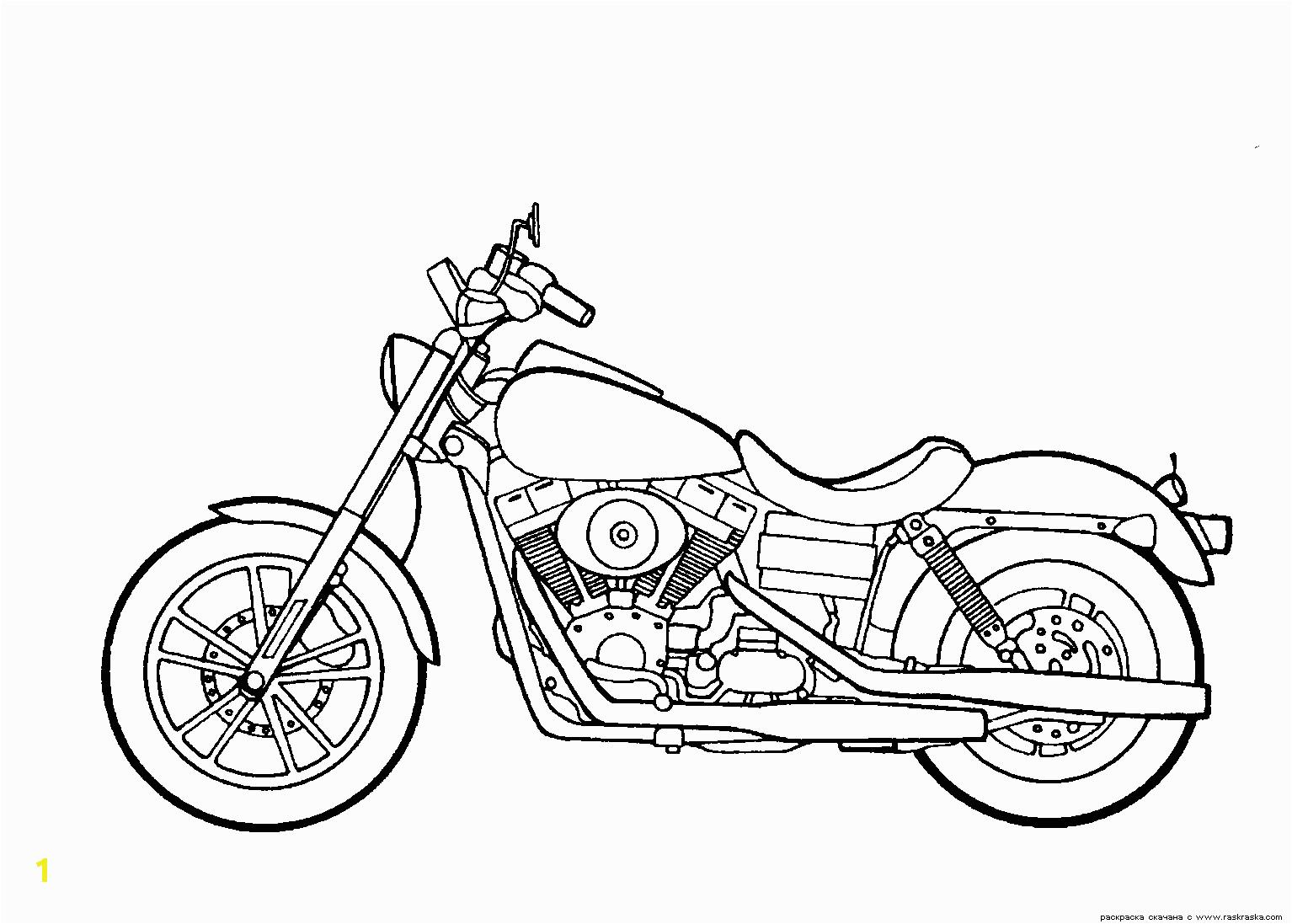 harley davidson logo coloring pages