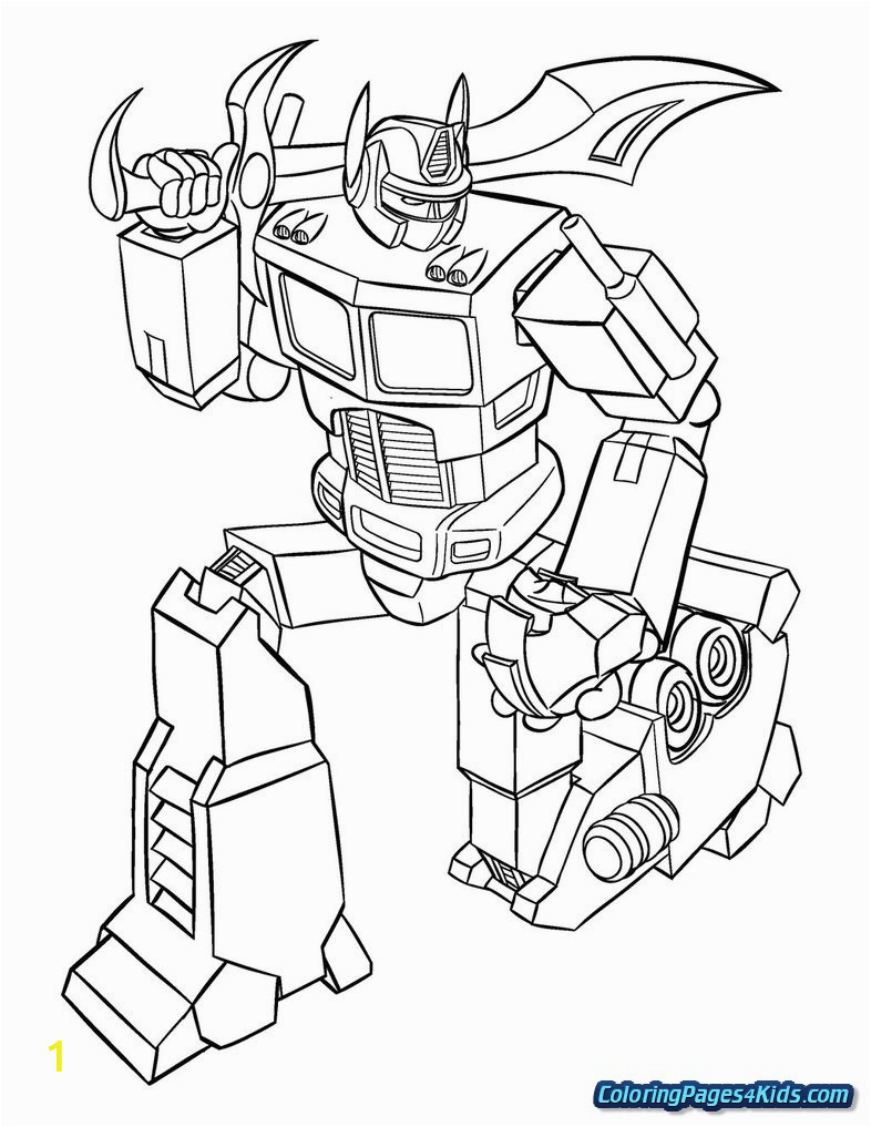 optimus prime coloring pages top 20