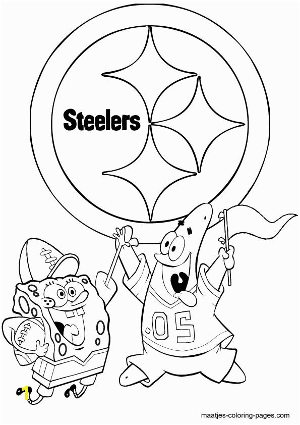 steelers logo drawing