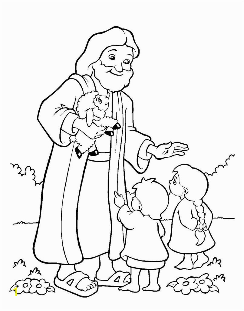 25 best photo of sunday school coloring pages