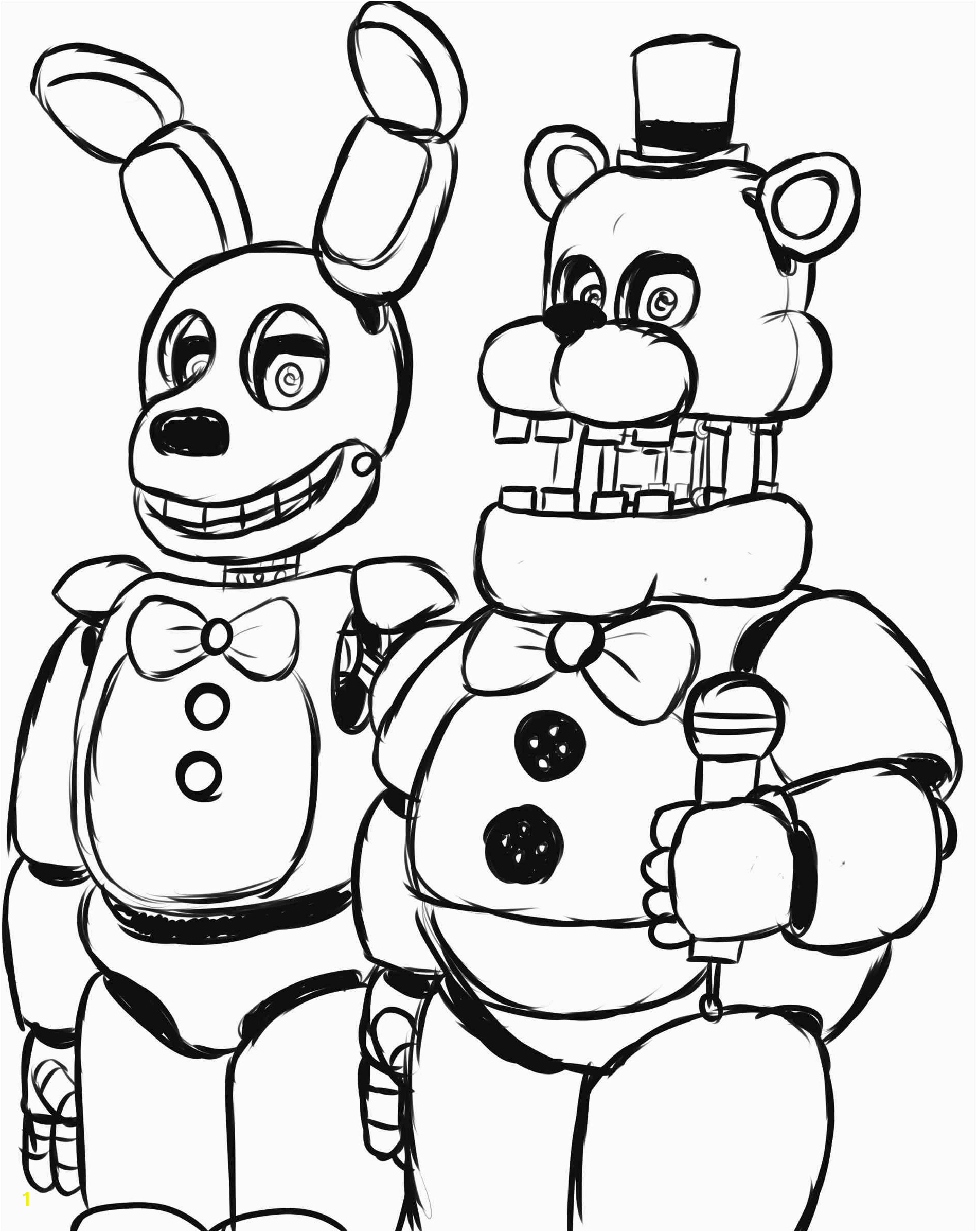 five nights at freddys drawings