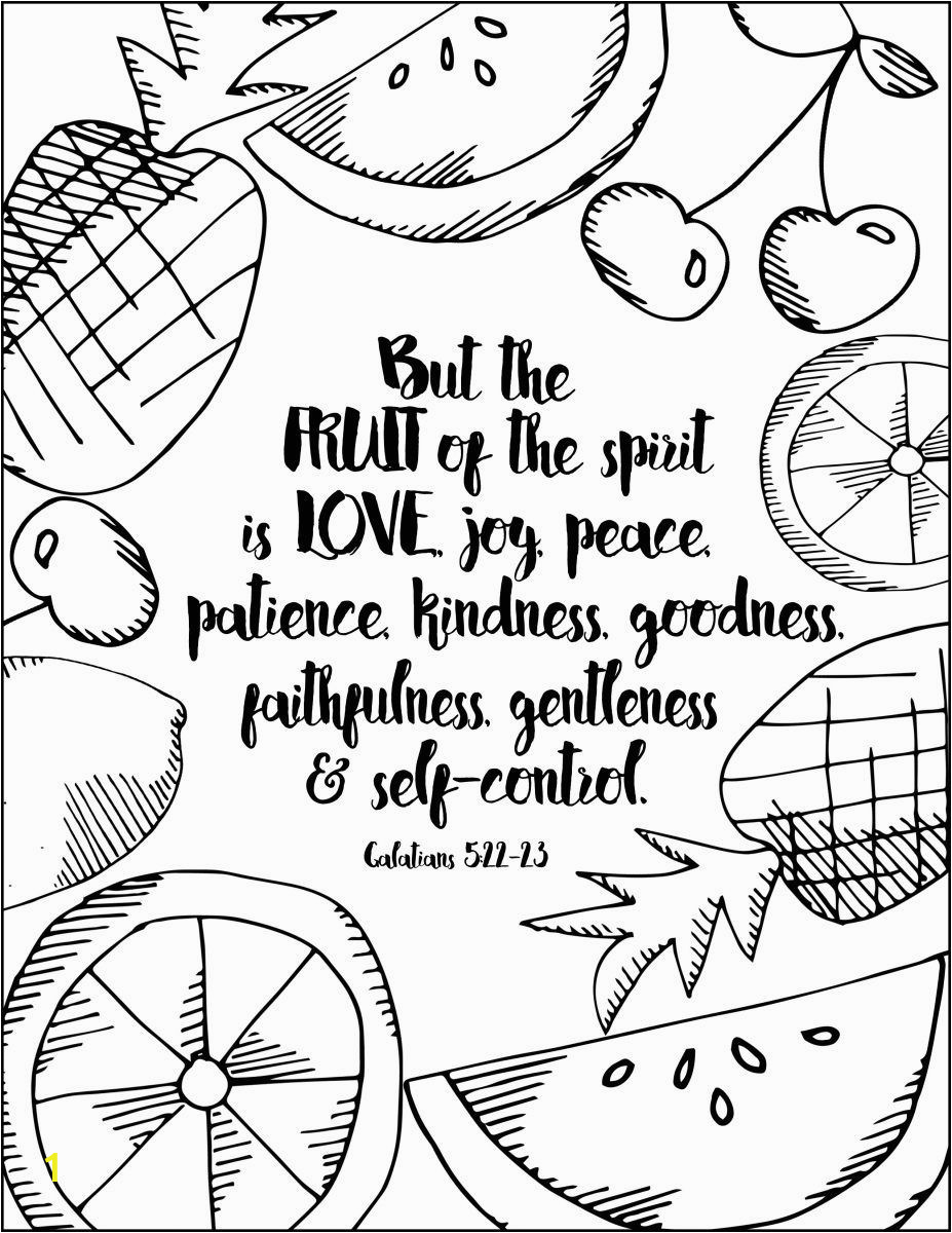 fruit of spirit bible pathway patience