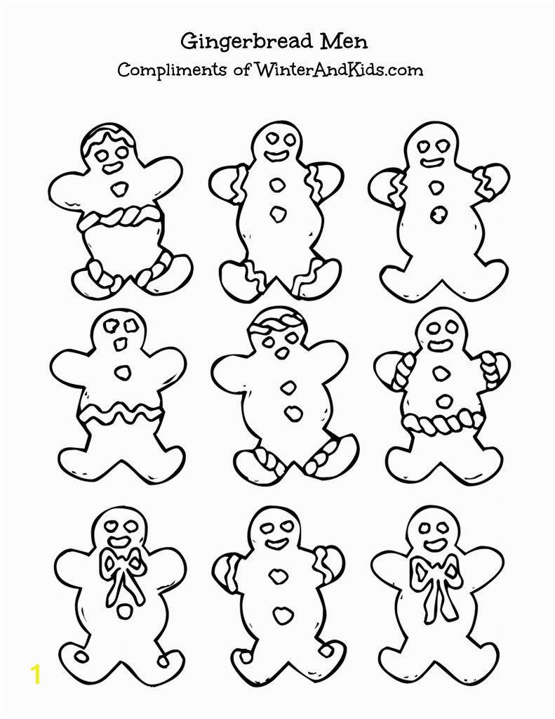 beautiful gingerbread man loose in