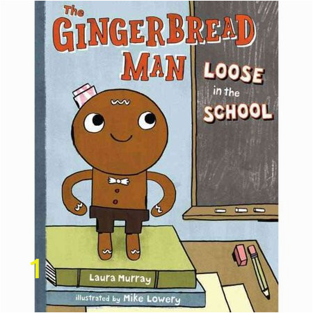 Gingerbread Man Loose In the School Coloring Page the Gingerbread Man Loose In the School Walmart
