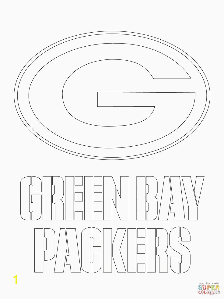 green bay packers coloring pages for adults to color and print free