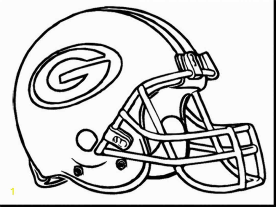 green bay packers helmet drawing