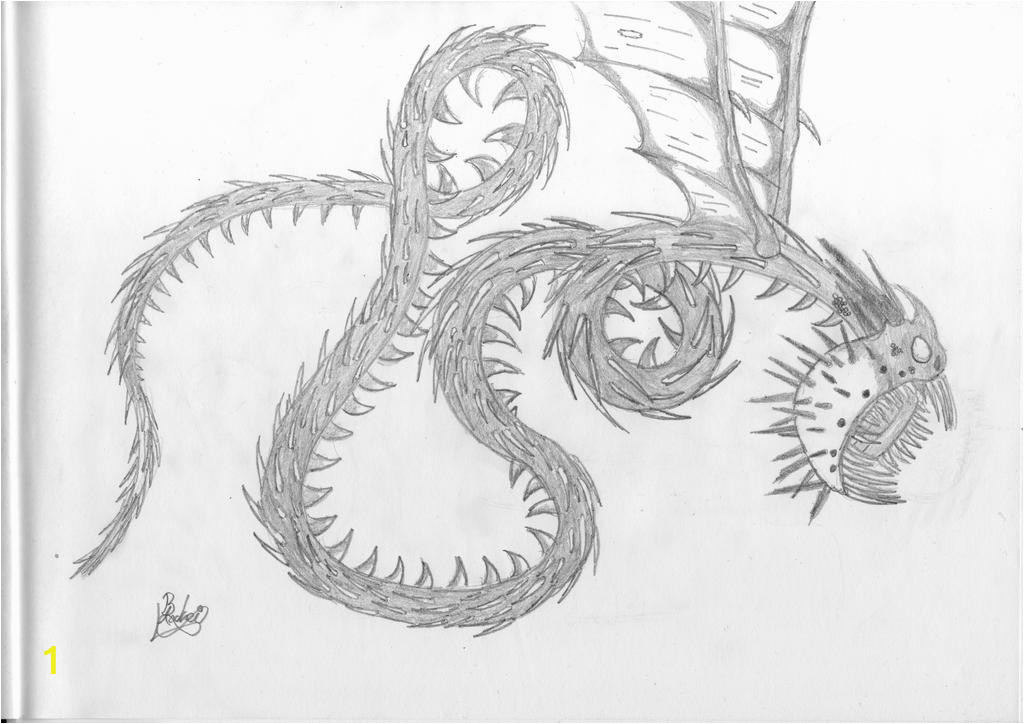 Dreamworks Dragons Whispering Death
