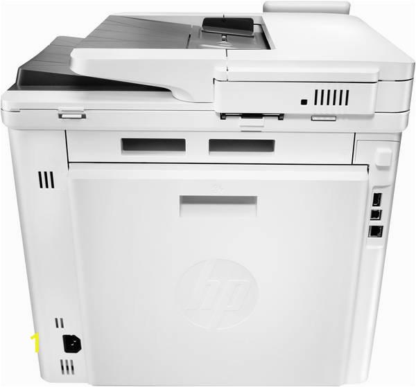 hp color laserjet pro mfp m477fdw multifunctionele laserprinter kleur a4 printen scannen kopieren faxen lan wifi
