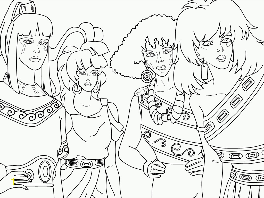 jem and the holograms coloring pages