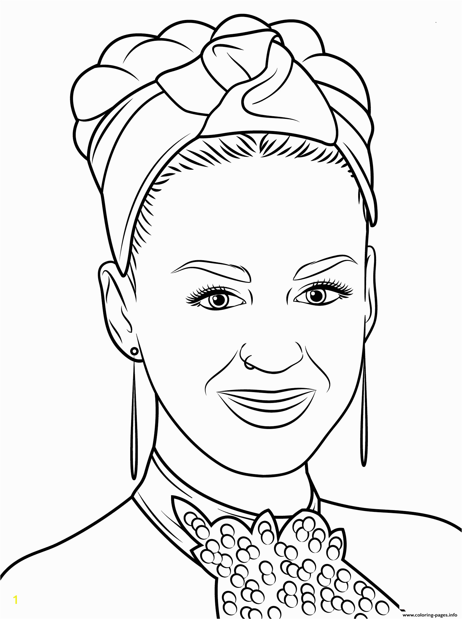 katy perry celebrity printable coloring pages book