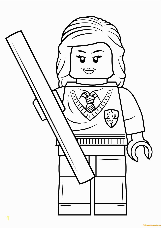 lego harry potter hermione granger