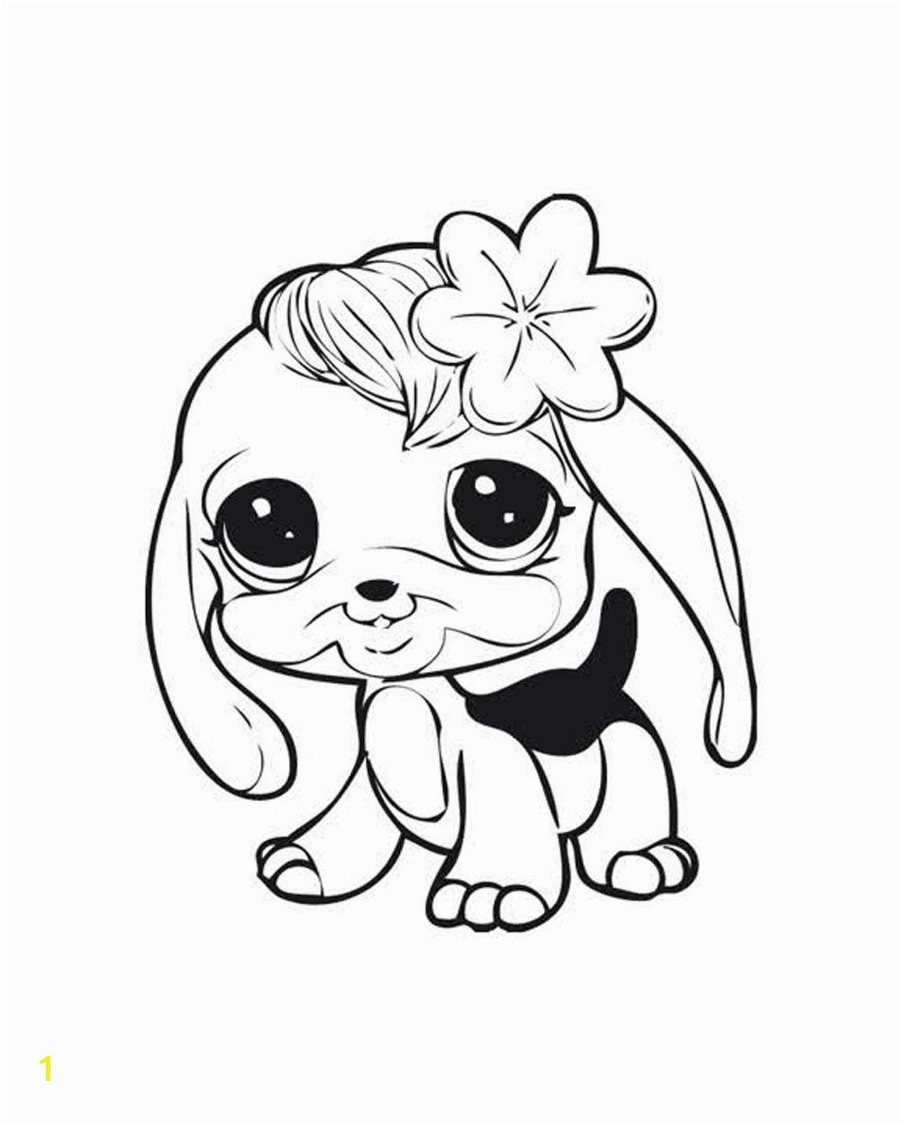 Littlest Pet Shop Printable Coloring Pages Littlest Pet Shops Coloring Page for My Kids