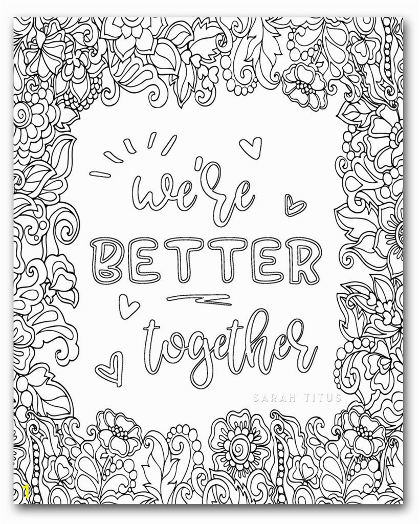 coloring book for adults free printables