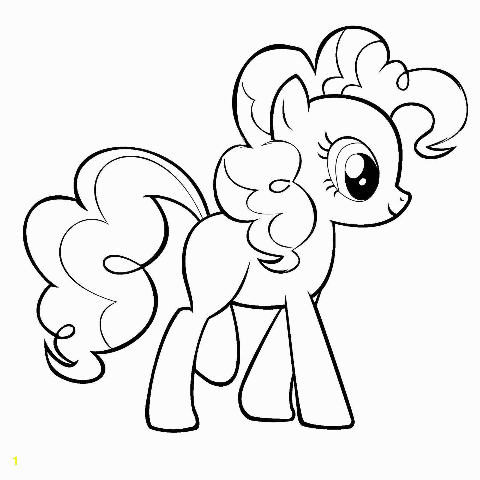 new cute my little pony coloring pages