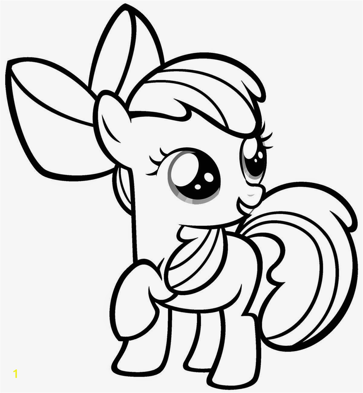 my little pony free printable coloring