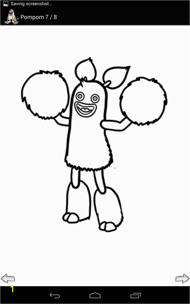 My Singing Monsters Printable Coloring Pages My Singing Monsters Coloring Pages Cartoons with My