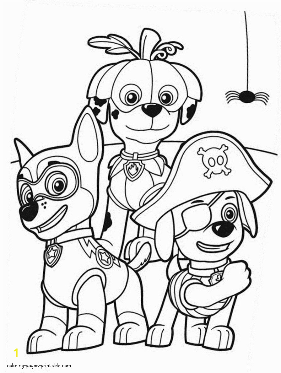paw patrol coloring pages printable 25
