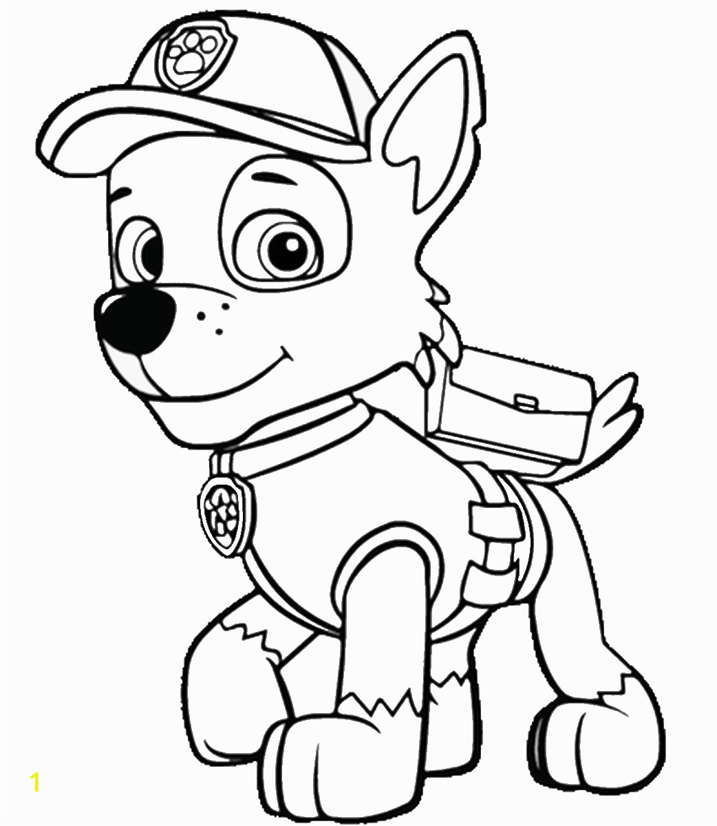 Paw Patrol Coloring Pages Free Printable Sky Paw Patrol Colouring Pages