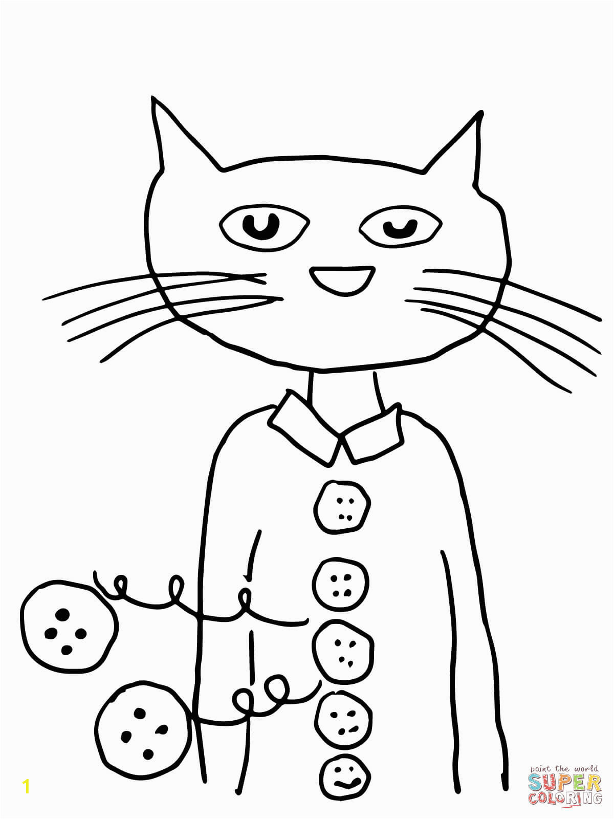 pete the cat groovy buttons