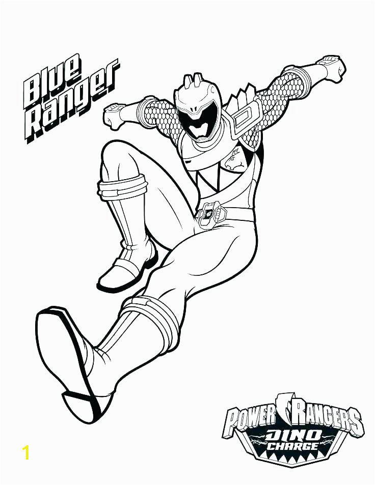 power rangers dino coloring pages
