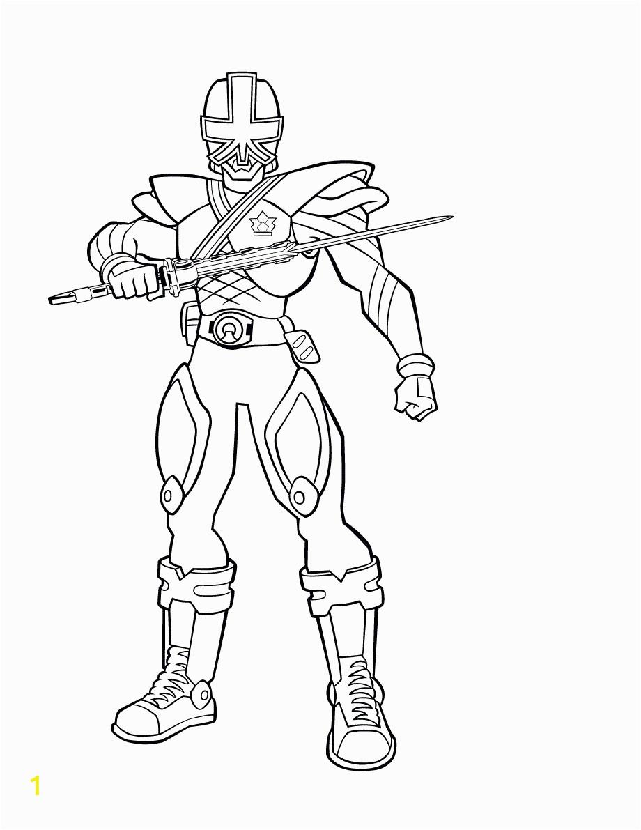 power rangers ninja steel coloring pages