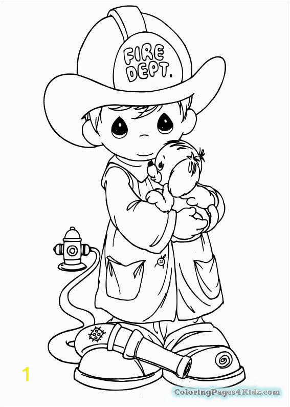 precious moments coloring pages 1044