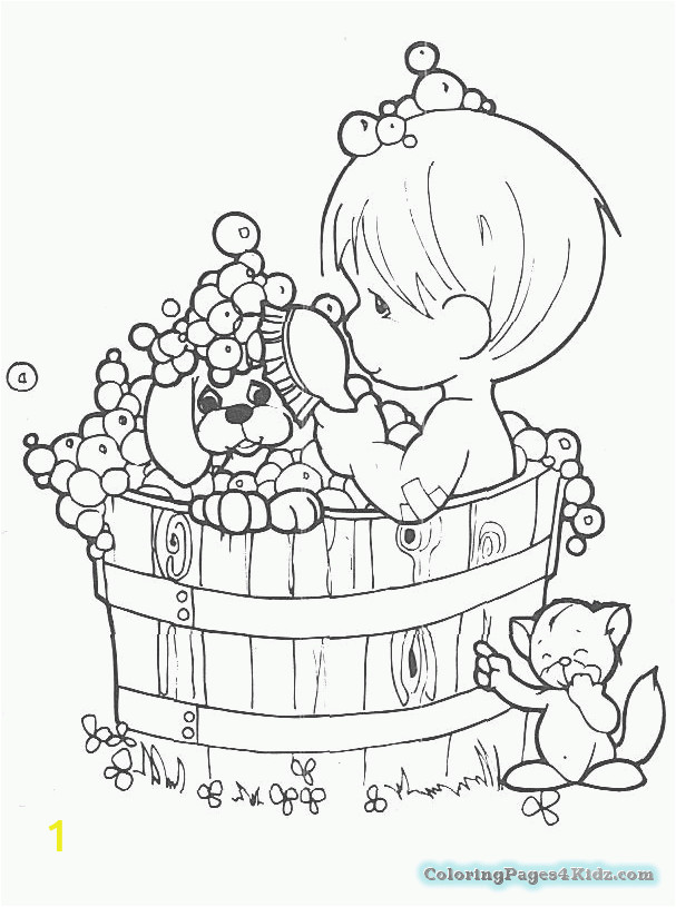 precious moments coloring pages 1018