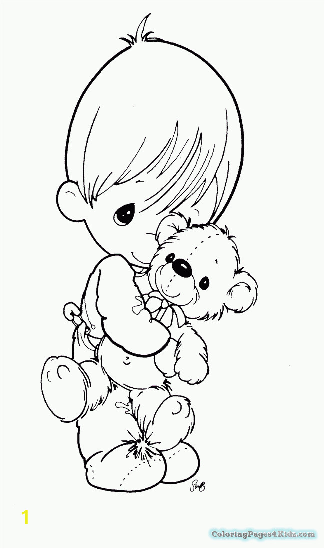 precious moments coloring pages 1021